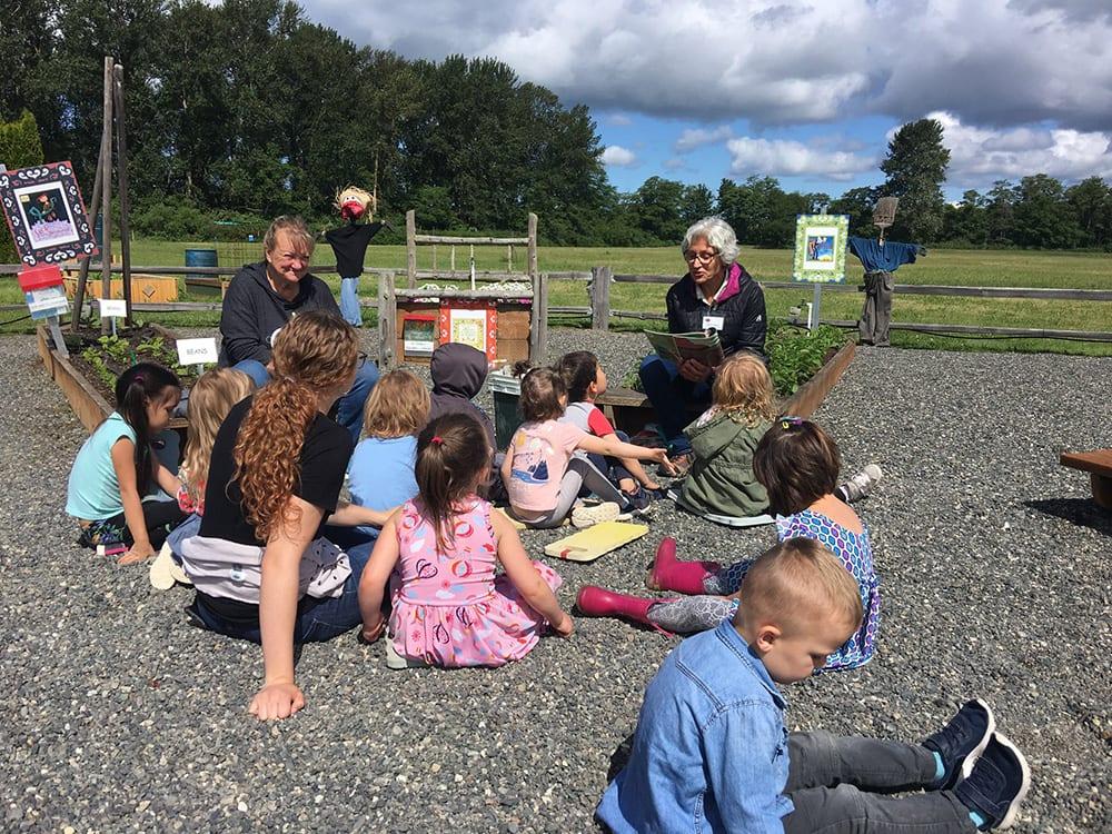 Whatcom Master Gardeners Childrens Garden