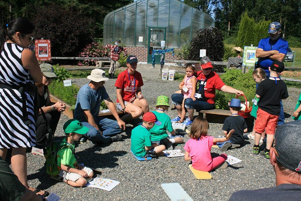 Whatcom Master Gardener Childrens Story Garden