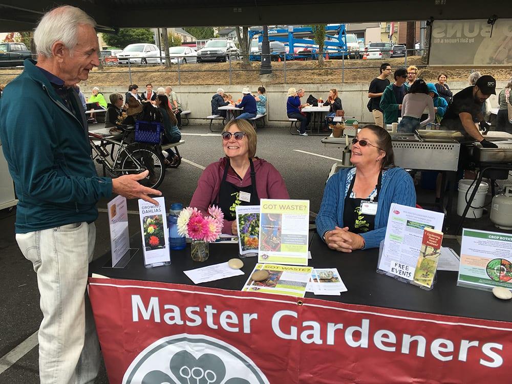 Whatcom Master Gardeners Foundation Donors